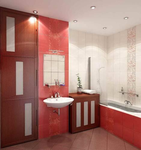 дизайн интерьер фото - дизайн ванной