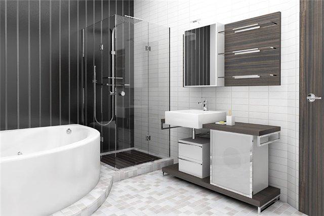 Покраска ванной комнаты своими руками фото 29