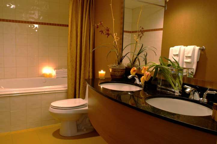 дизайн ванной комнаты - Интерьер