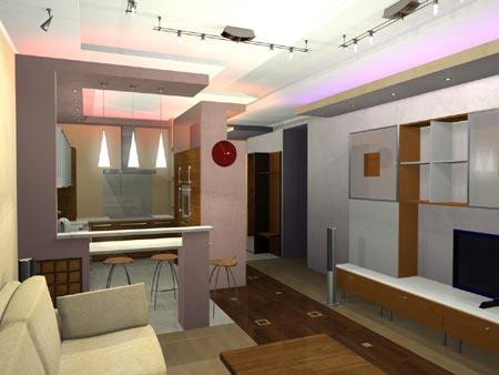 Дизайн гостиной дизайн кухни гостиной