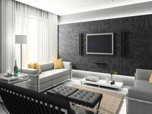 Гостиная комната дизайн
