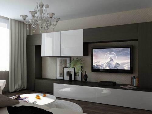 Дизайн квартир гостиная