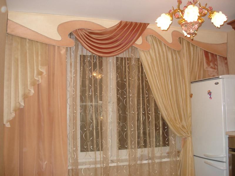 Дизайн штор интерьер новый дизайн