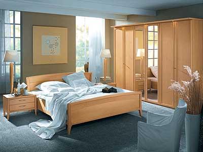 Дизайн спальни в малогабаритной
