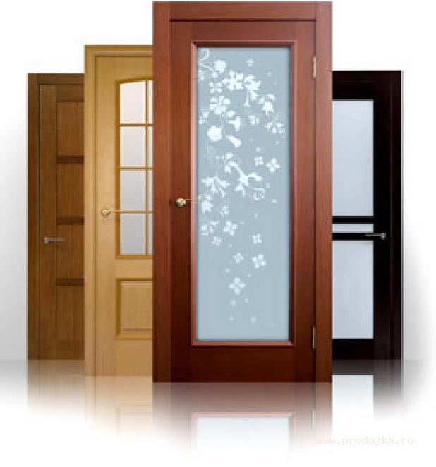 Двери межкомнатные интерьер новый