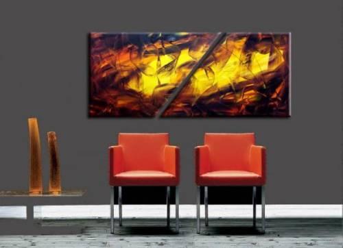 Для интерьера абстрактные картины для
