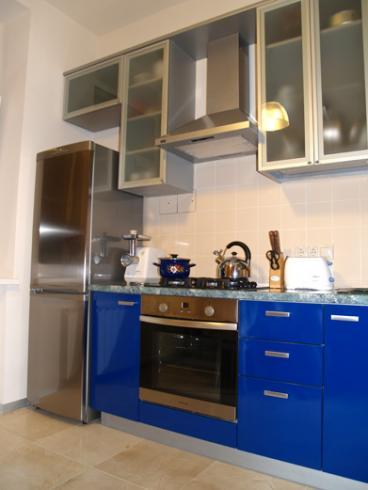 Варианты интерьера кухни