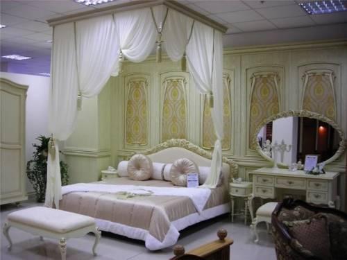 Спальни классика интерьер спальни