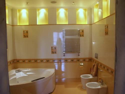 фото интерьера маленьких ванных